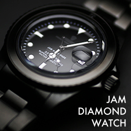 JAM DIAMOND WATCH